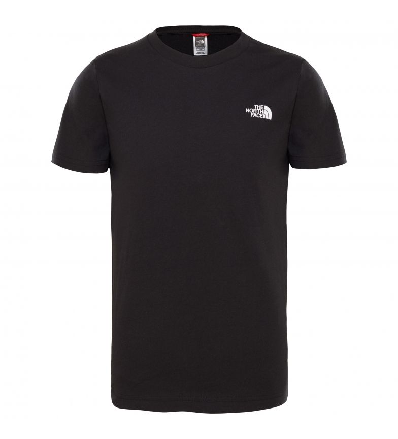 Comprar The North Face Camiseta Simple Dome Manga Corta negro
