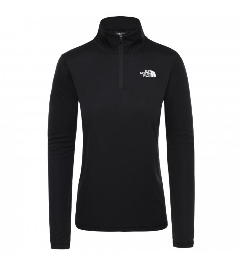 The North Face T-Shirt stretch à manches longues W 24/7 noir