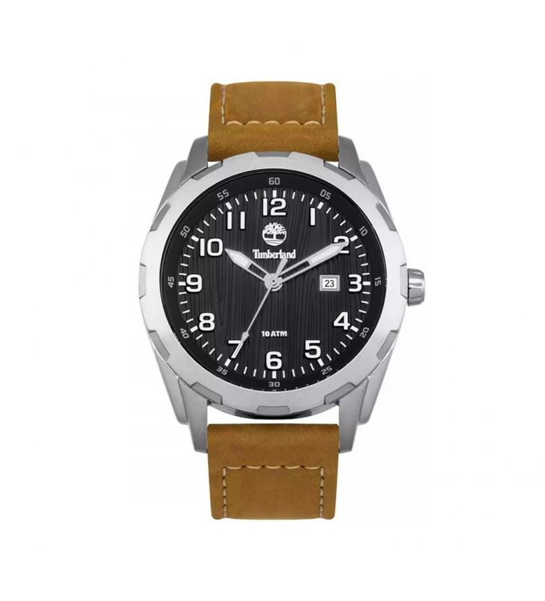 Timberland Analogue leather watch Newmarket_TBL 13330xs_02