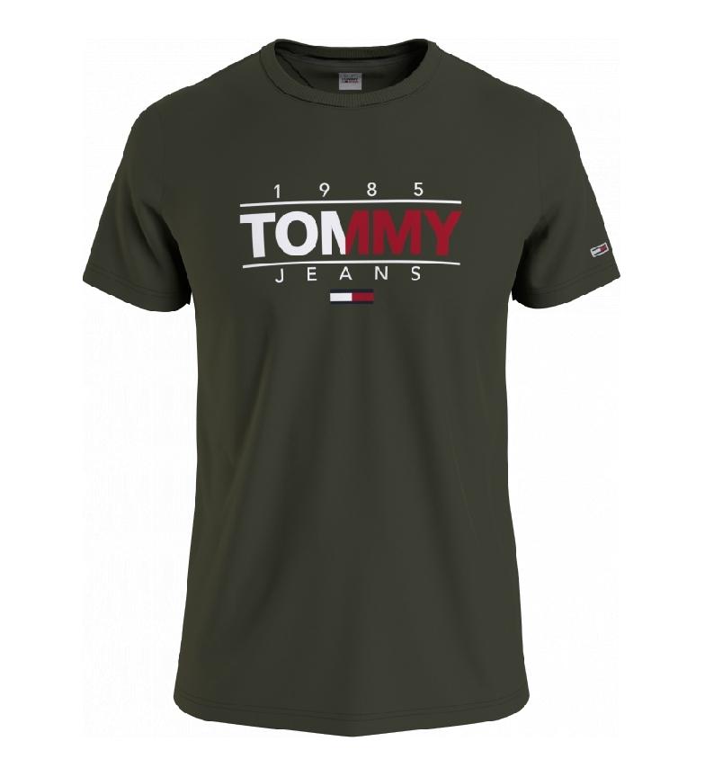 Tommy Hilfiger TJM Essential Graphic T-Shirt vert