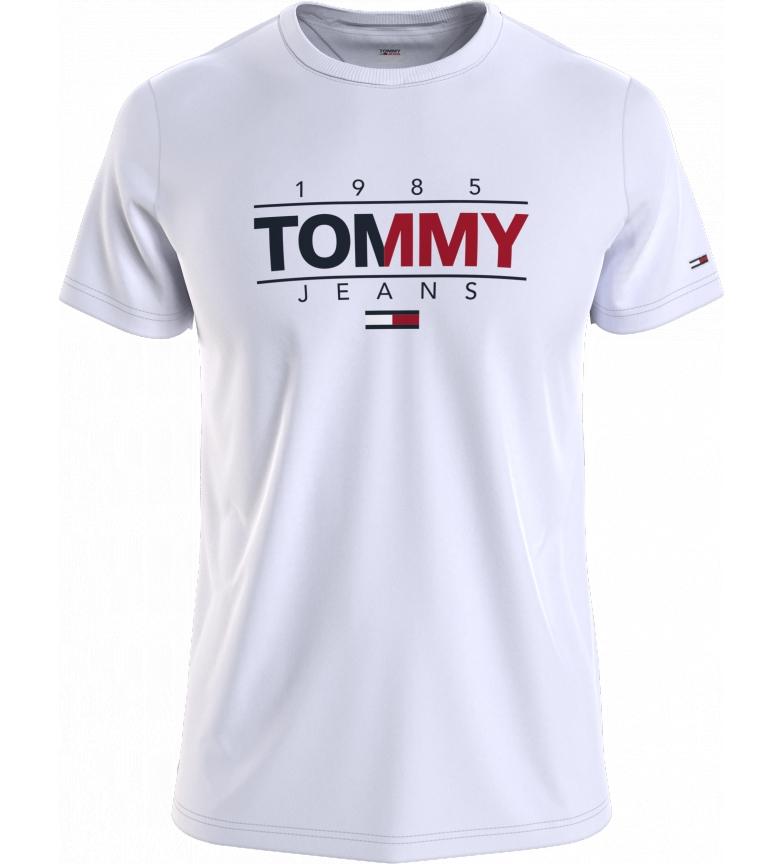 Tommy Hilfiger T-shirt graphique TJM Essential blanc