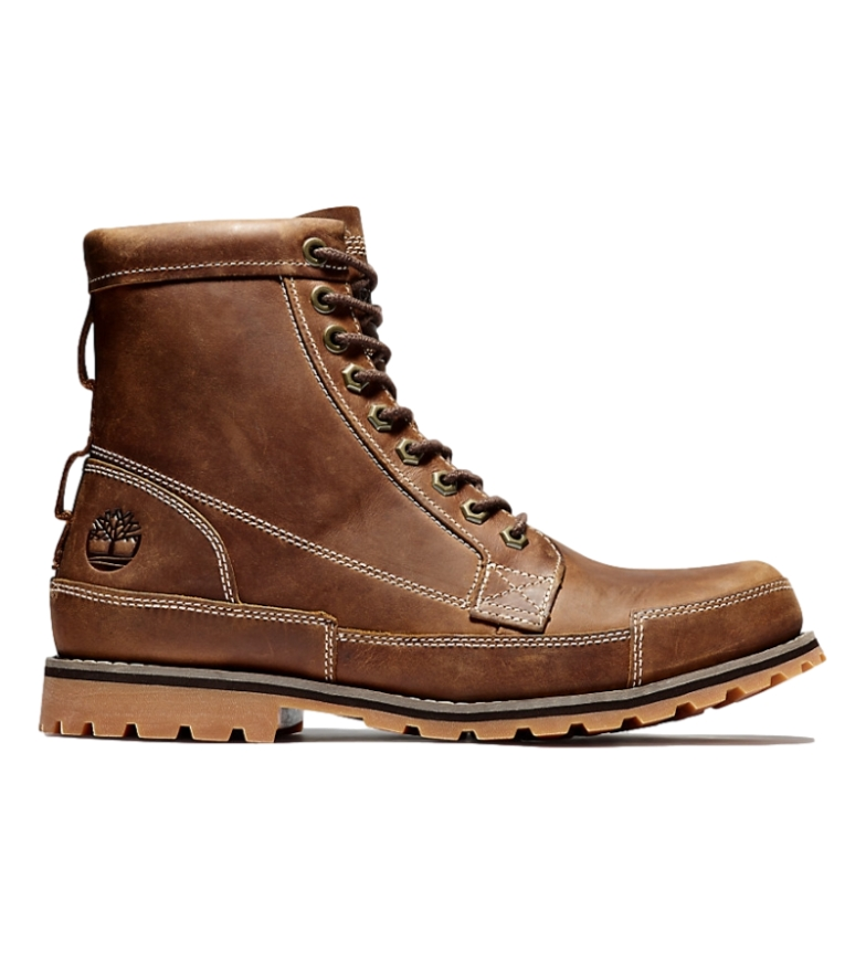 Timberland Originals II brown leather boots