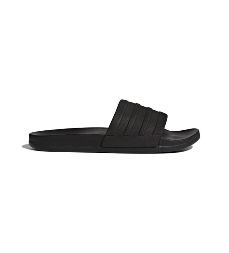 adidas Flip Flops Adilette Adilette Cloudfoam Plus Mono Black