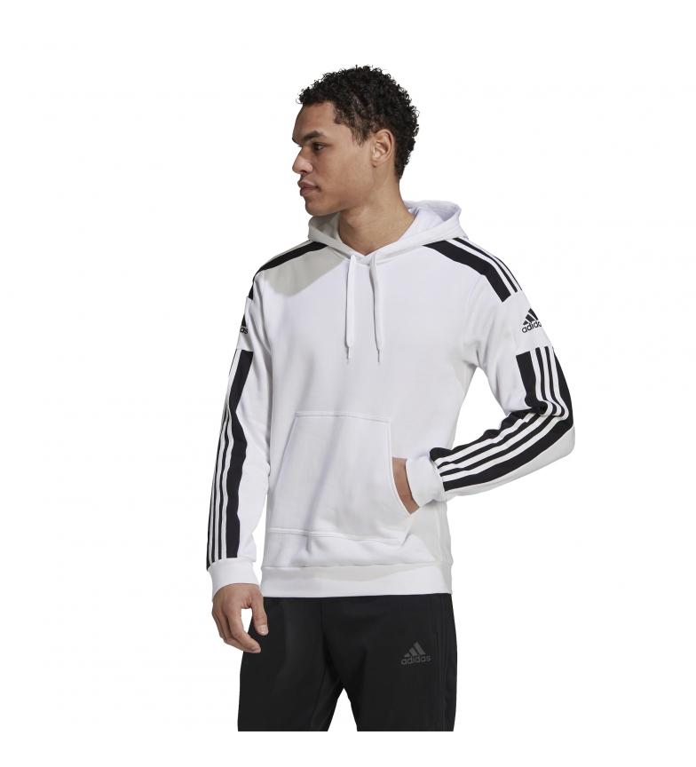 adidas Sweat-shirt SQ21 SW blanc