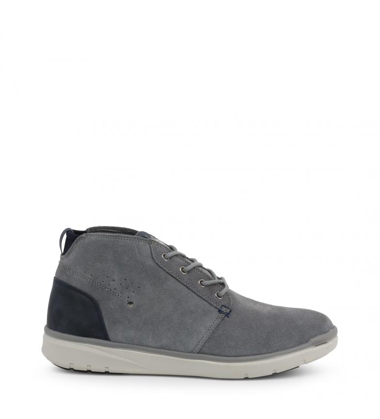 U.S. Polo Assn. Sapatos com atacadores YGOR4128W9_SY1 cinza