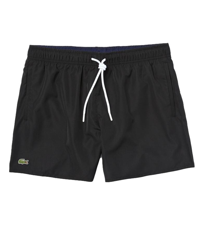 Lacoste Swimsuit short black, navy