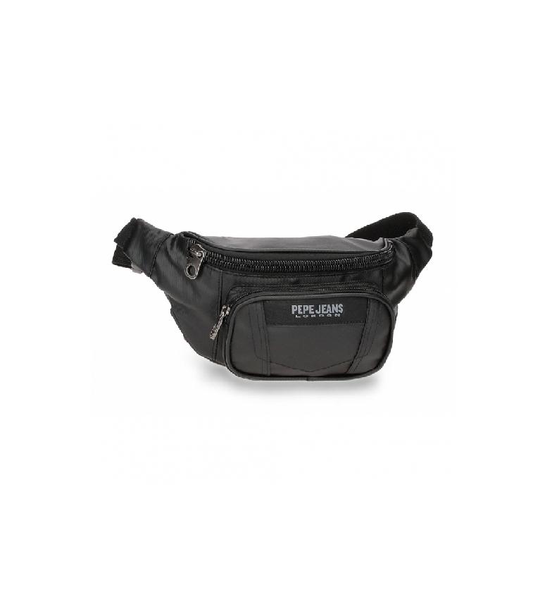 Pepe Jeans Paxton Bum Bag noir -30x13x5cm