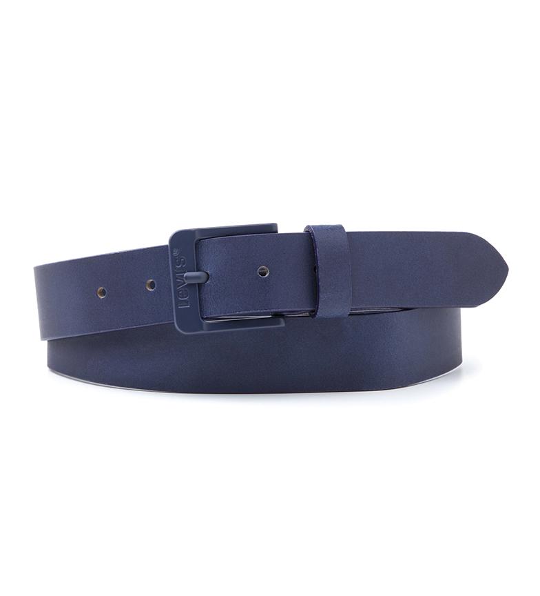 Comprar Levi's Cinturón de piel Free Metal azul