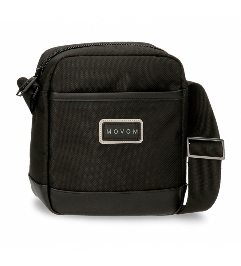 Movom Movom Wall Street shoulder bag black -17x22x6cm