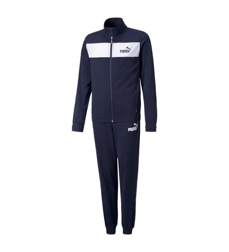 Puma Survêtement Poly Suit cl navy