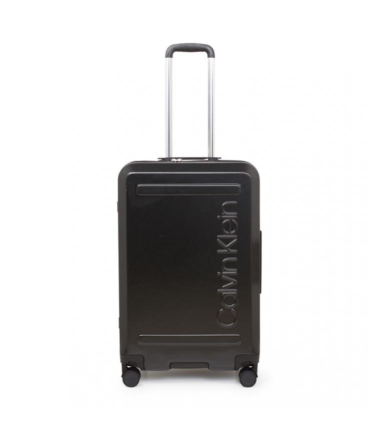 Comprar Calvin Klein Soho valigia media nera -68x43,20x26cm