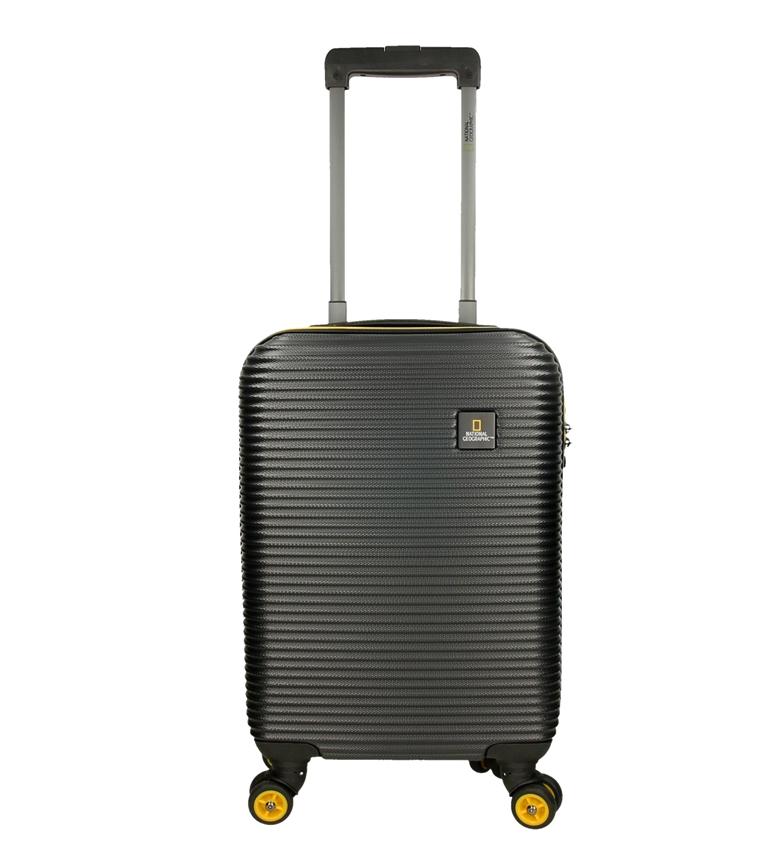 Comprar National Geographic Maleta Cabina Abroad negro -35x20x54cm-