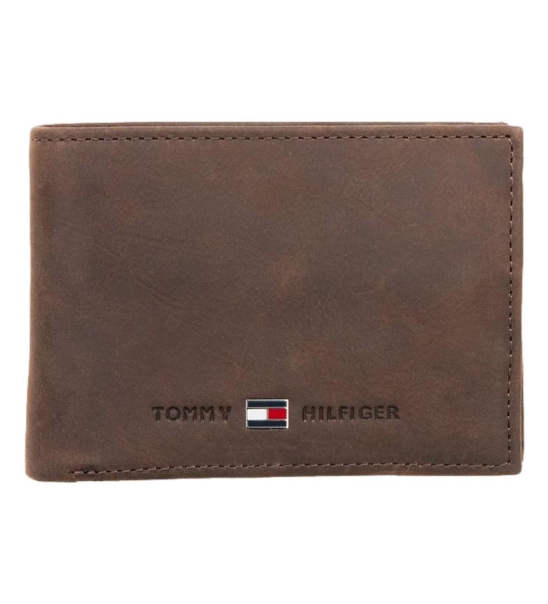 Tommy Hilfiger JOHNSON MINI CC FLAP COIN POCKET