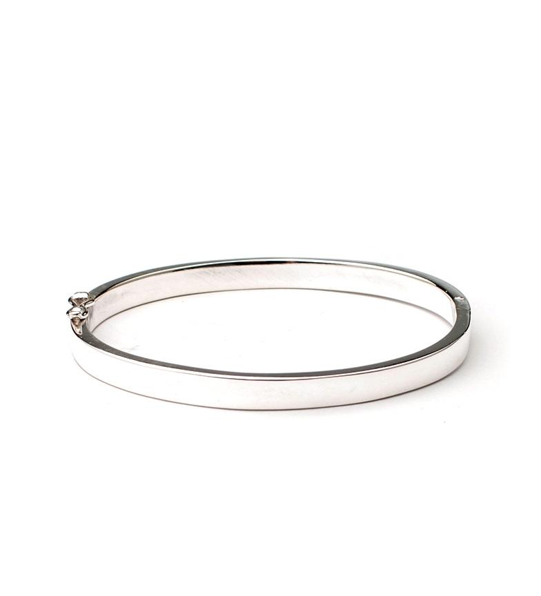 Comprar Prestige By Yocari Silver smooth bracelet