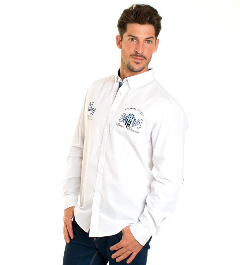 Comprar Casual Shirt White Premium Styles Shirt