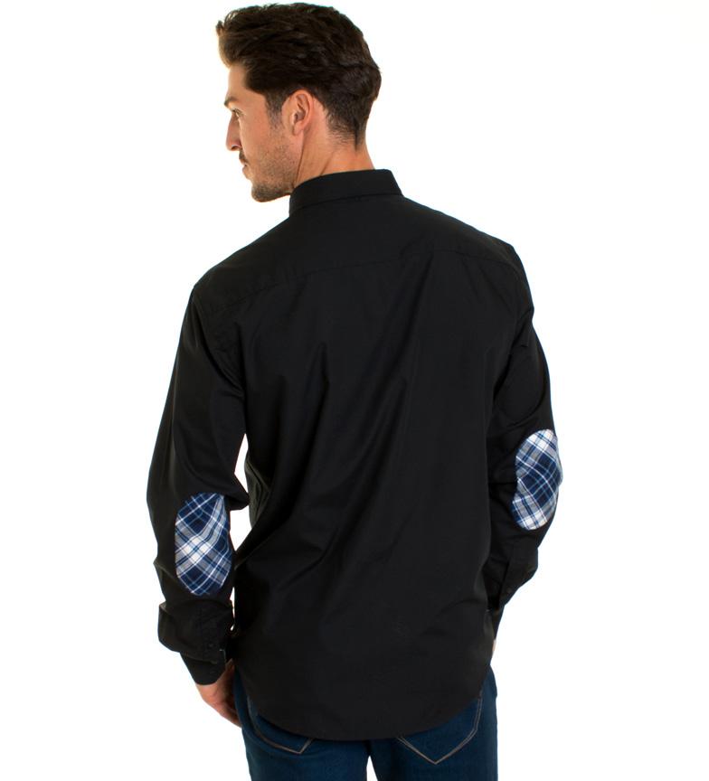 Casual Styles Camisa Shirt negro Premium UCvCxq6wP