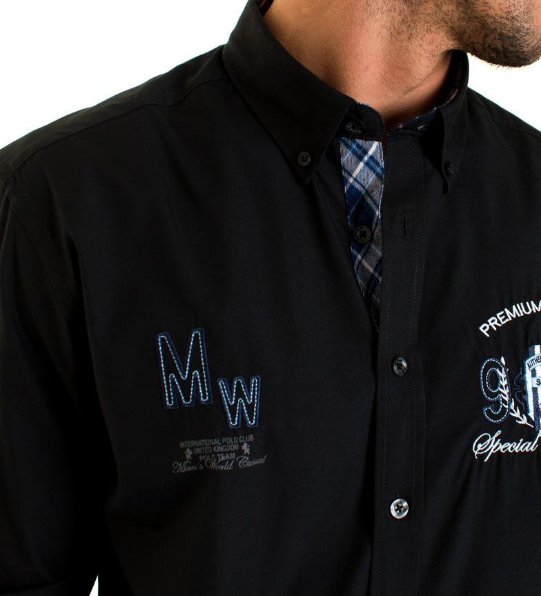Casual Skjorte Camisa Premium Stiler Neger billig USA forhandler rabatt god selger E1y5dO8tc