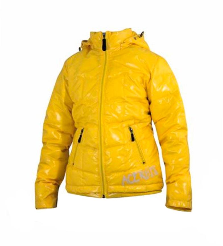 Acerbis Chaqueta acolchada impermeable ACERBIS Na-no Storm Lady amarillo
