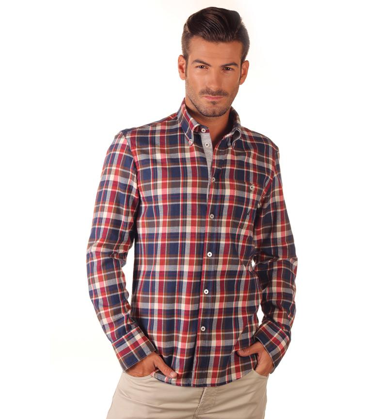 Denster I Nautica Estampado Camisa eWEH2bYDI9