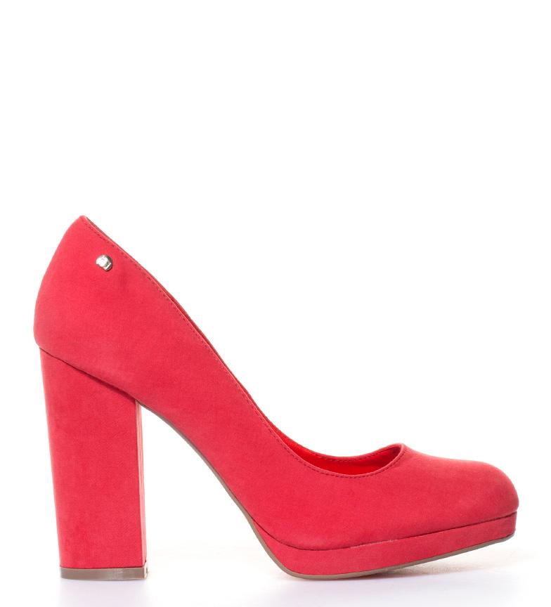 Zapatos Tacon Rojos Mustang