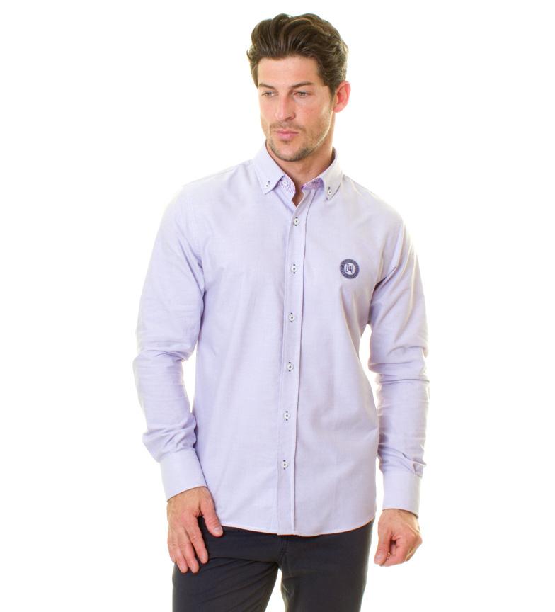 Hengiven Og Lomba Camisa Lompa Lila 100% original online bestselger for salg gratis frakt kjøpet dDQG7GVE9