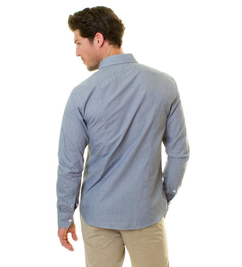 Devota & Lomba Camisa Coronzo marino
