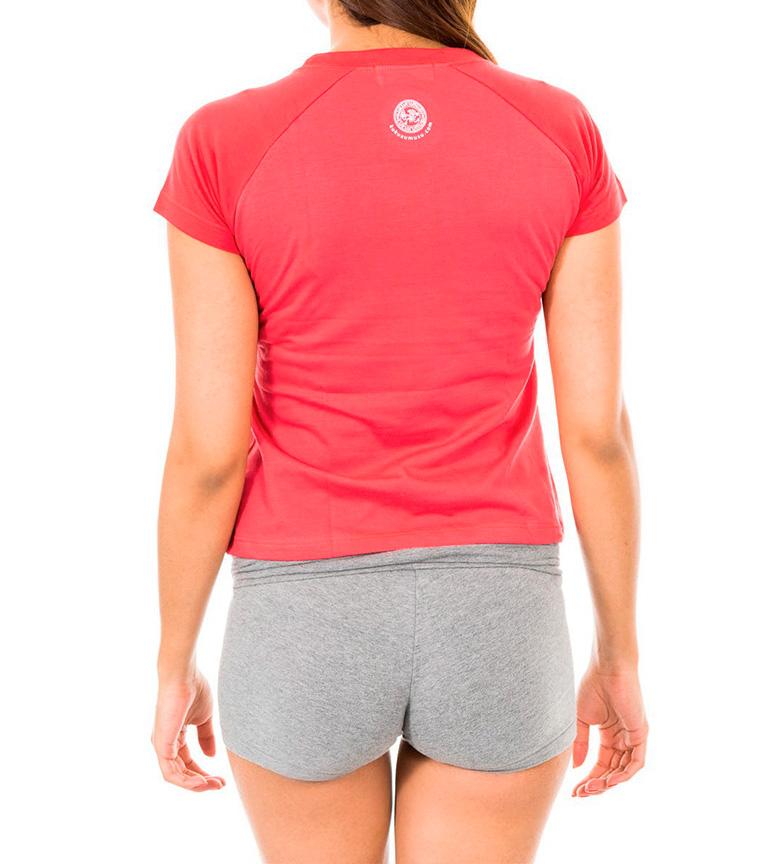 Kukuxumusu Camiseta Kandela rojo