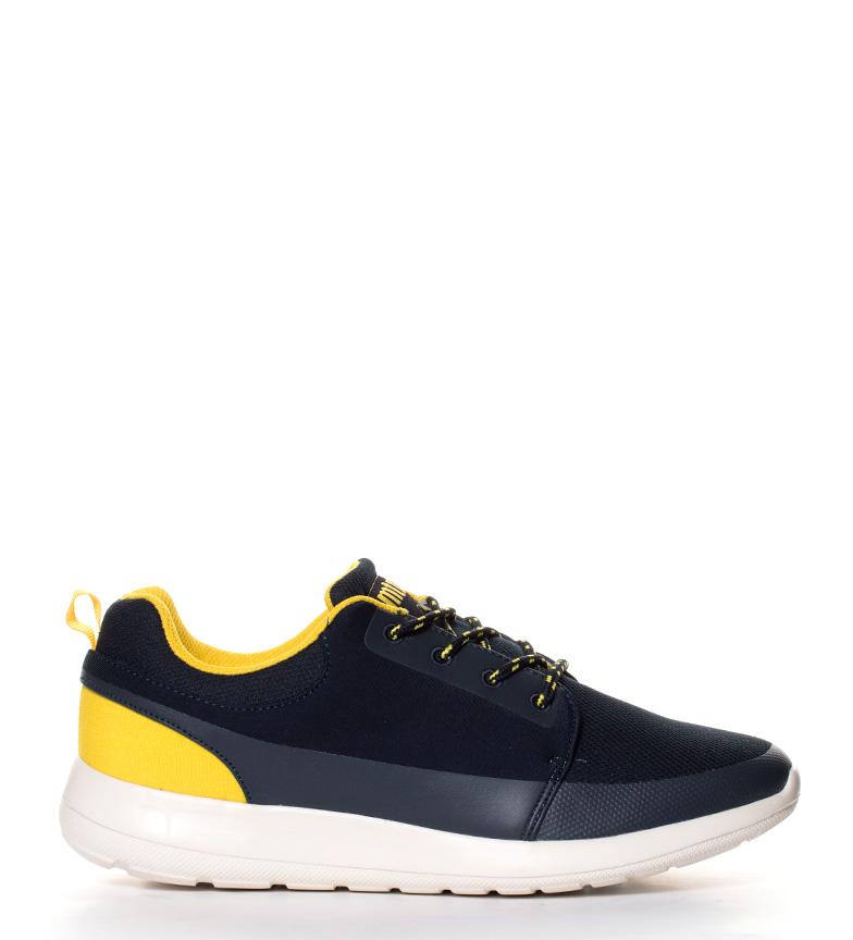 Comprar Mustang Funner chaussures marine, jaune