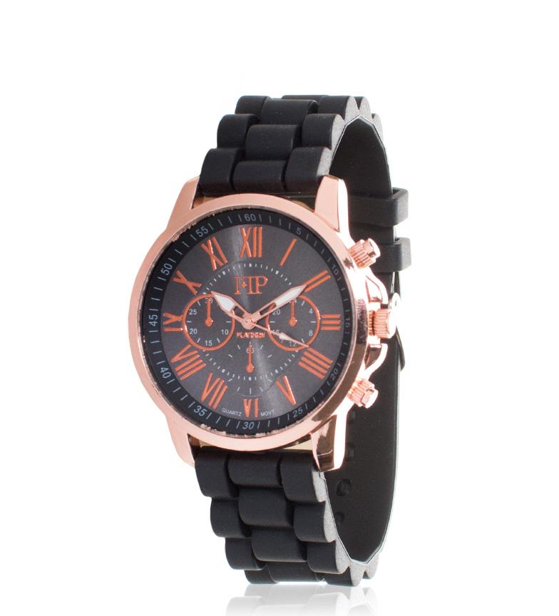 Comprar Marsan Piel Analog clock Wonderlust Black