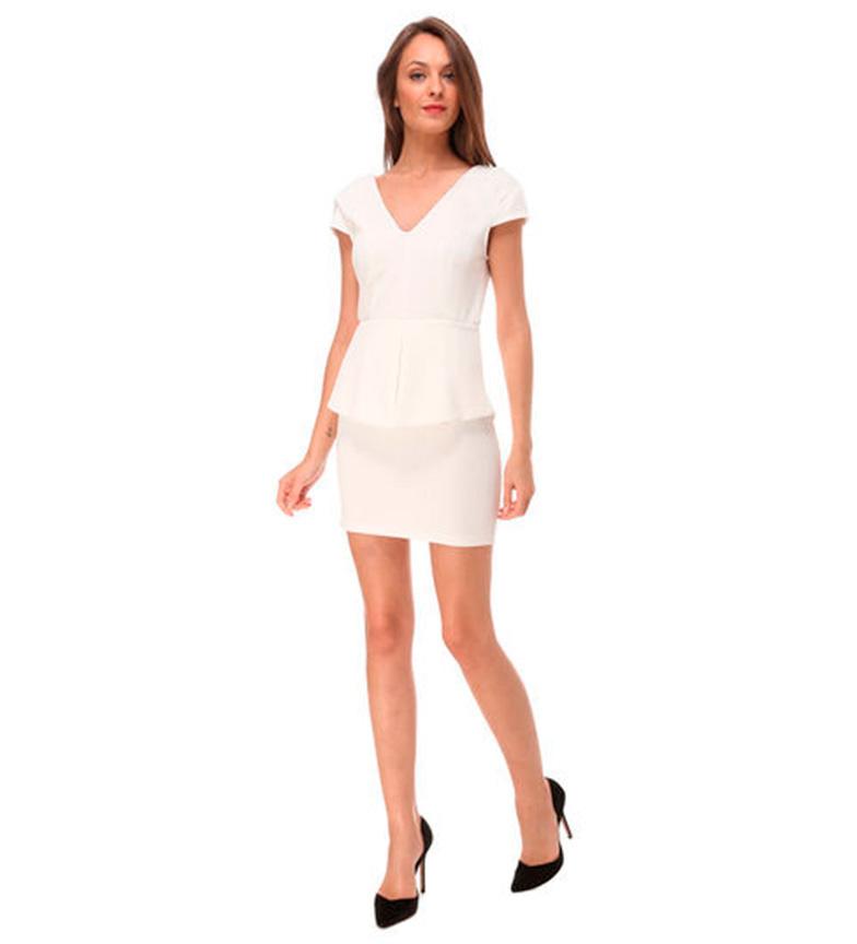 It Blanco Corazn Almatrichi Vestido Blanco Corazn Vestido It Almatrichi b67yYfg