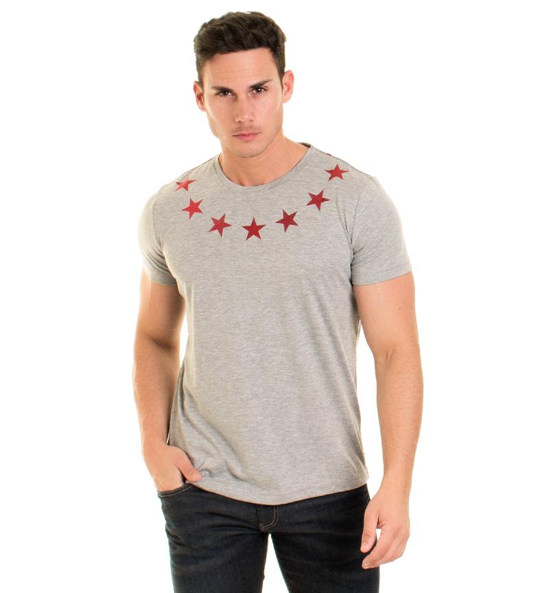 Comprar Giorgio Di Mare Camiseta Marino Cappo gris