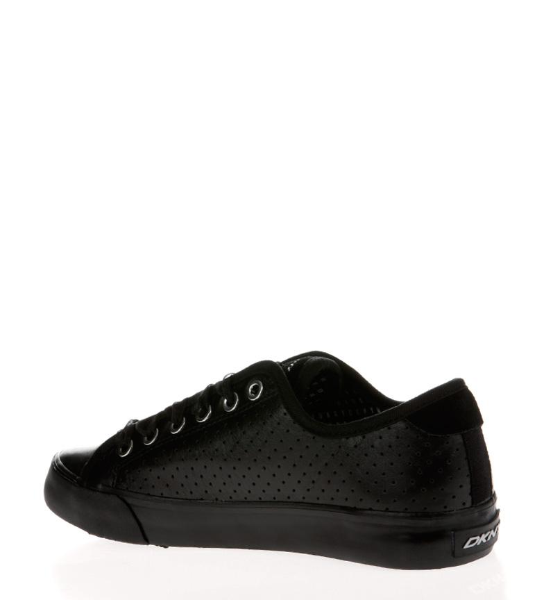 black i de Core piel Zapatillas DKNY i Active pWFnY7xzq6