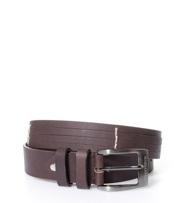 Comprar Marsan Piel Leather belt Vera leather