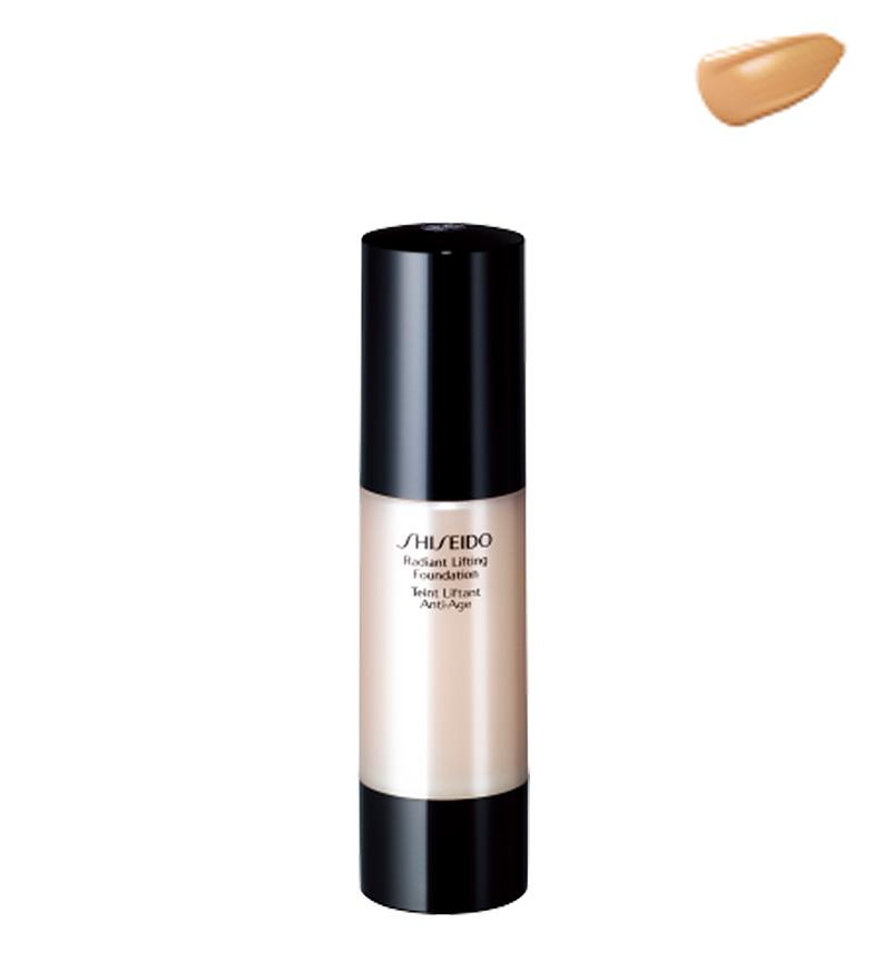 Comprar Shiseido Contexte Fluide SPF15 30ml LIFTING RADIANT I60 Natural Deep Color Ivoire