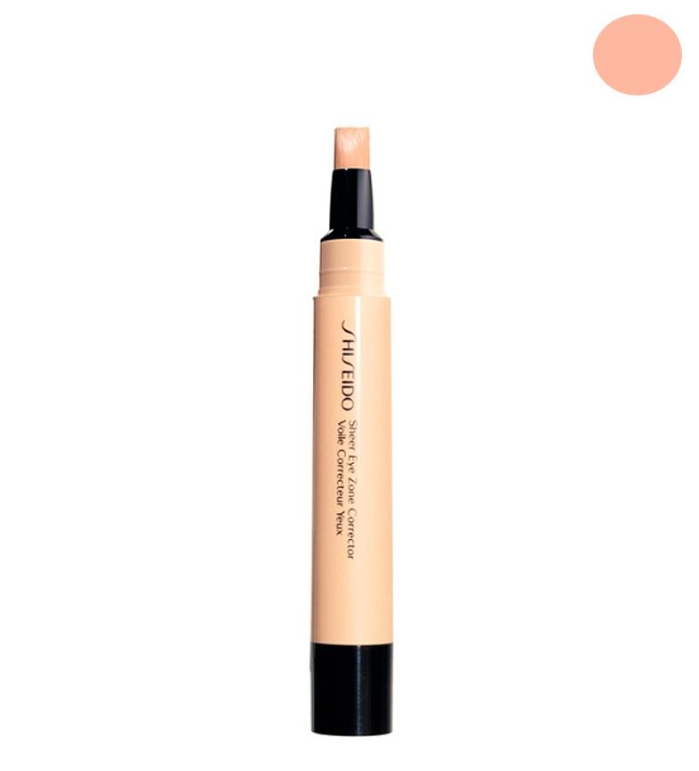 Comprar Shiseido Corrector SHEER EYE ZONE 3,8ml Color #105 beige