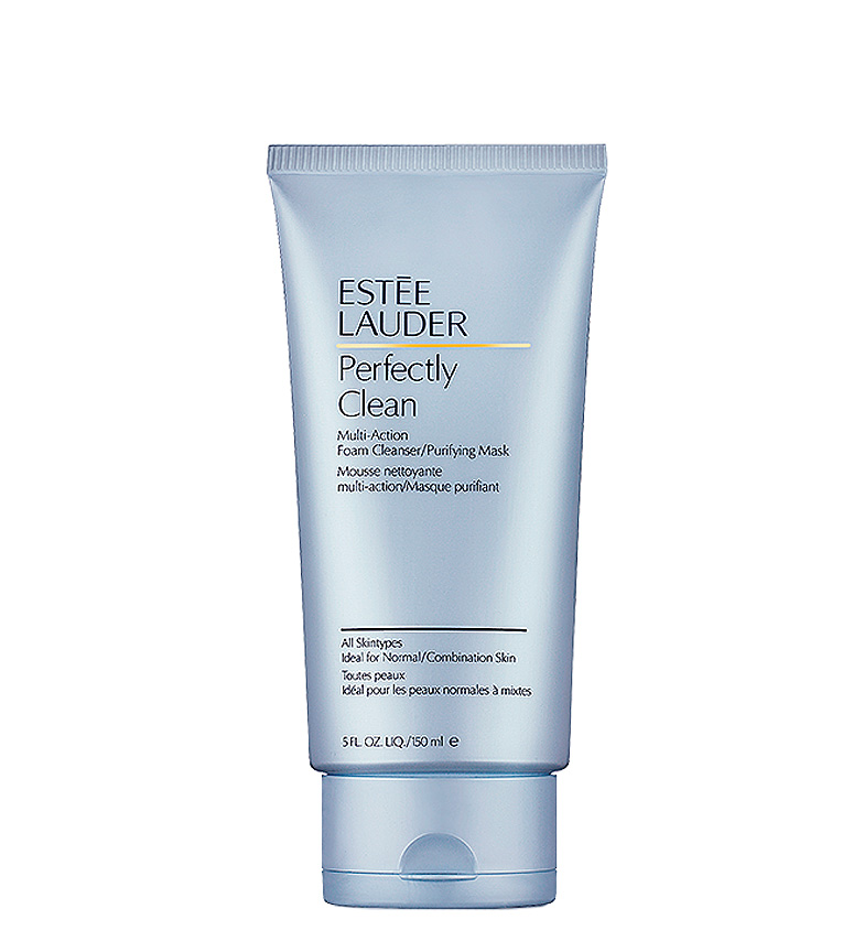 Comprar Estee Lauder Multi-Action Cleansing Cream / Moisturizing Mask Perfectly Clean 150ml-All Skins-