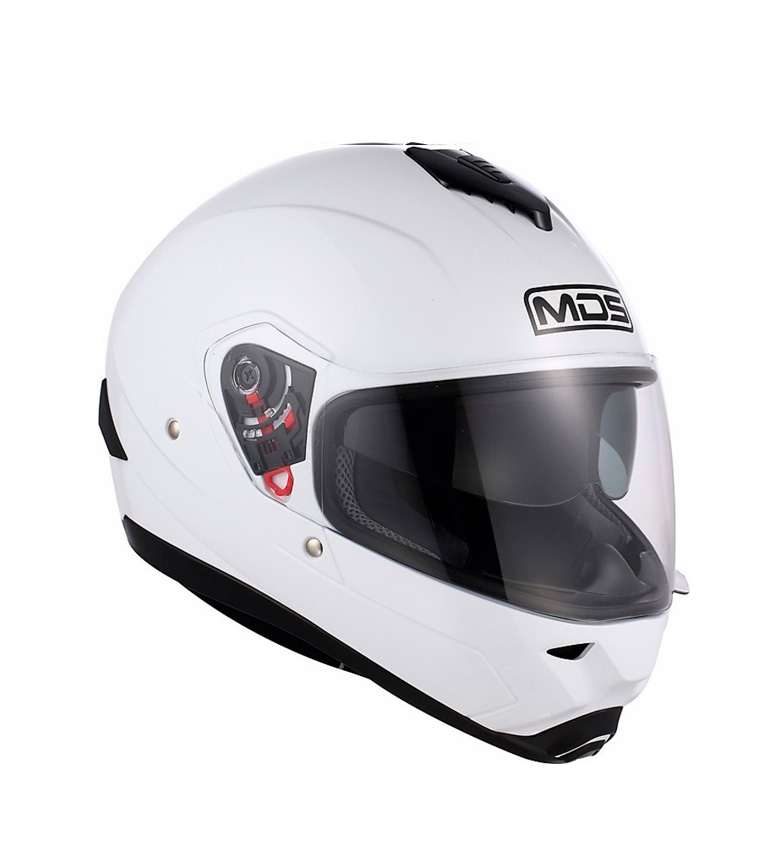 Comprar Mds Integral helmet MDS Full Sun white
