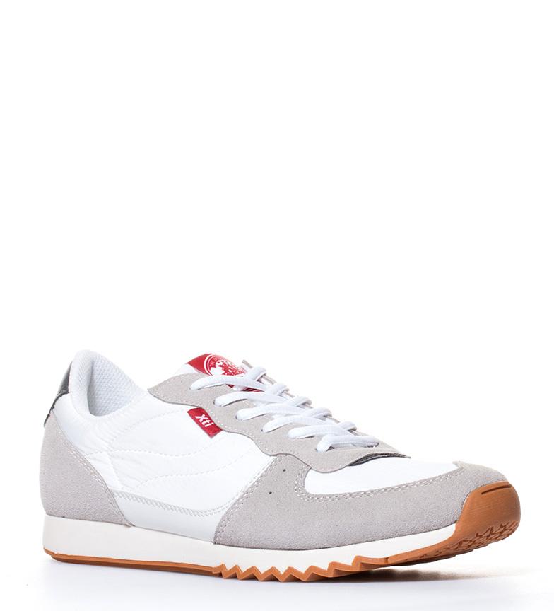 Xti Zapatillas Phel blanco, gris