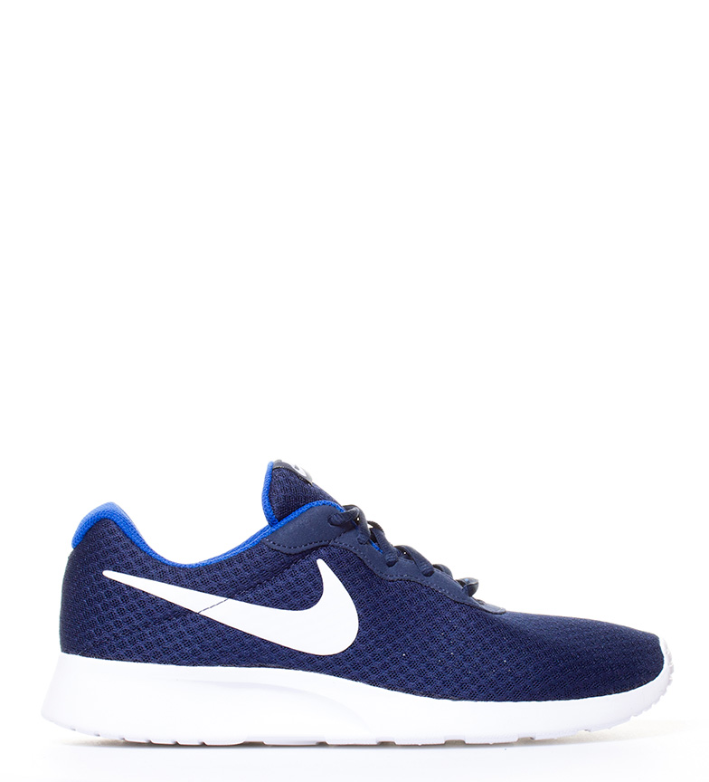 Comprar Nike Tanjun sapatos marinho, branco
