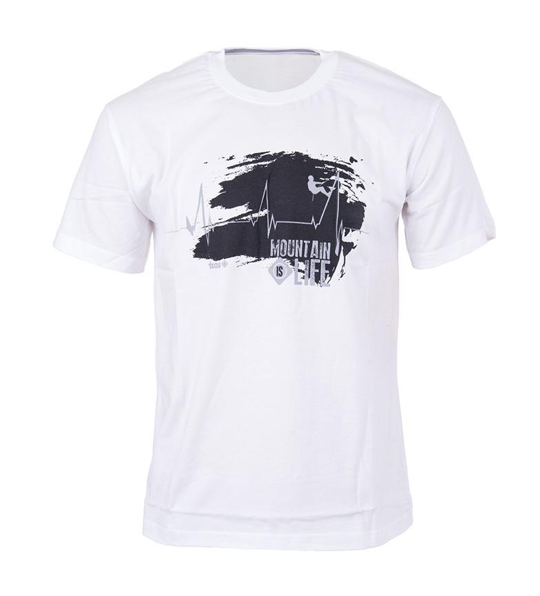 Izas Camiseta Camiseta Arnales Blanco Izas Arnales FJKc3l1T