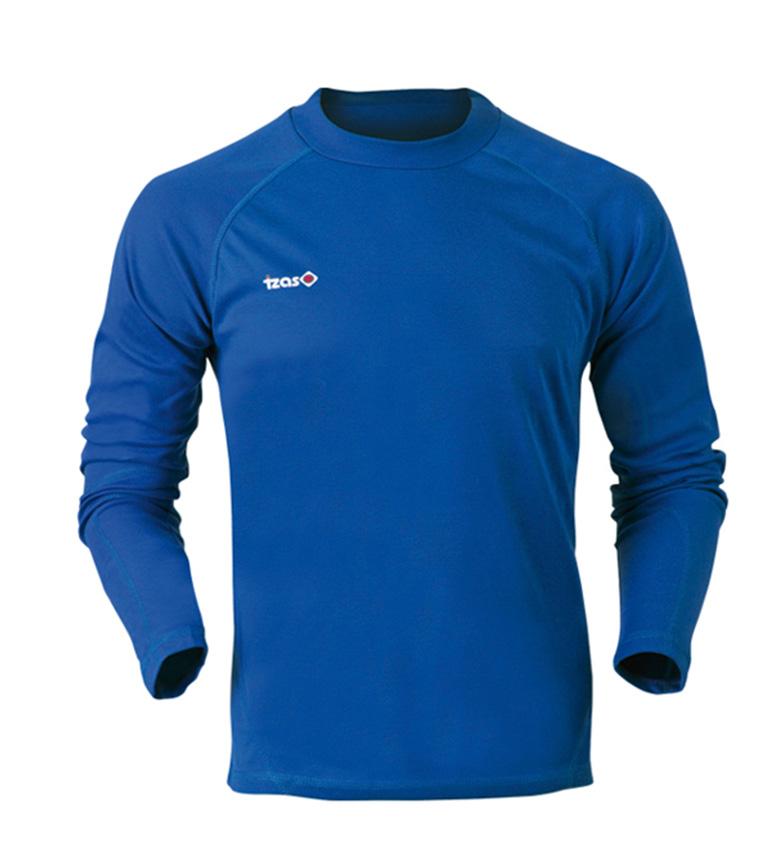 Izas-Camiseta-termica-Nelion-negro-Hombre-chico