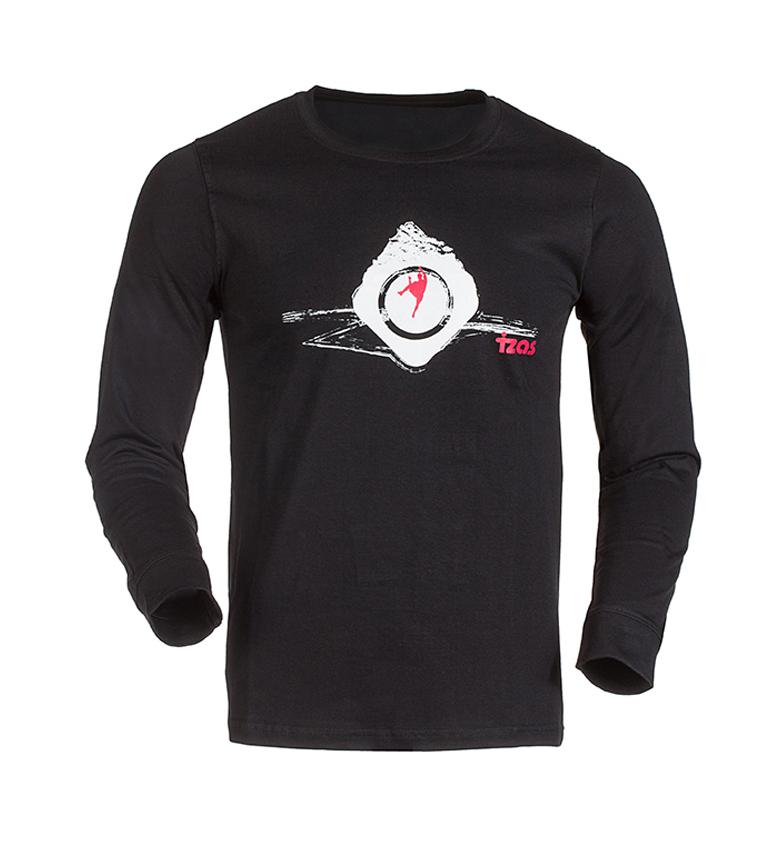 Izas Casual NegroBlanco Izas Nordent Nordent Camiseta Camiseta Casual dxerCBo