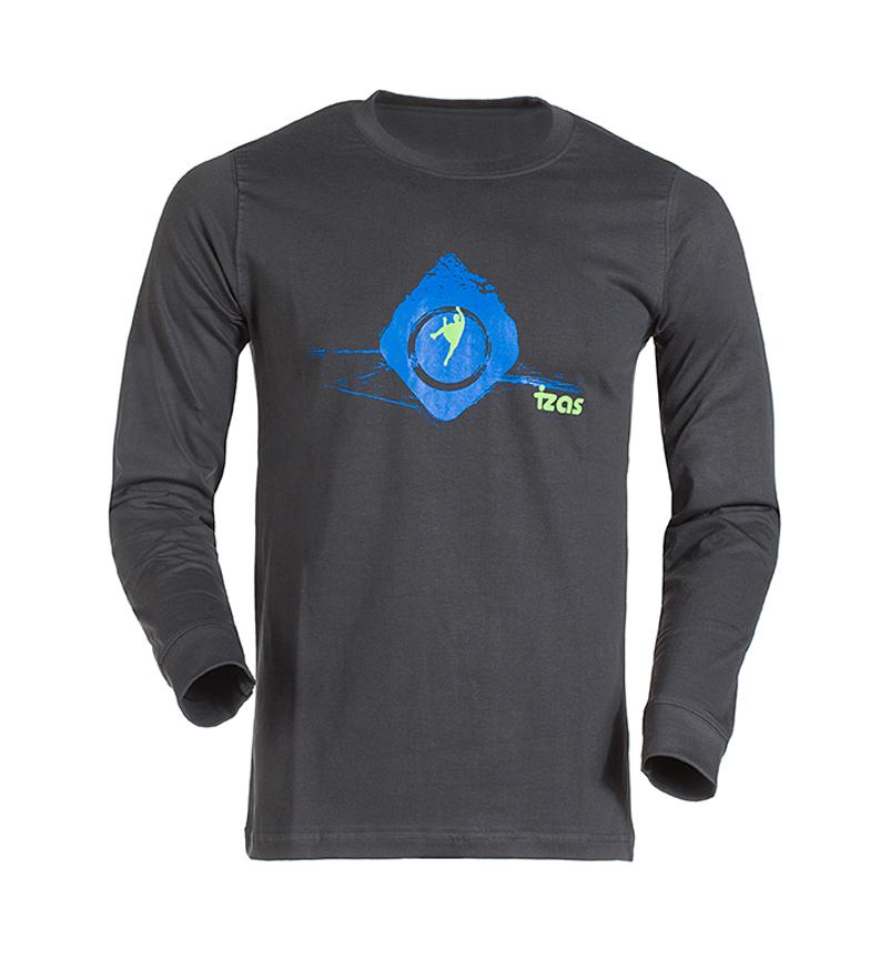 Comprar Izas Nordent dark gray royal blue t-shirt