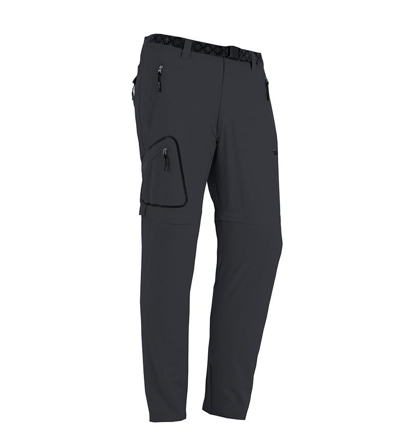 Comprar Izas Removable elastic pants outdoor Salor dark gray