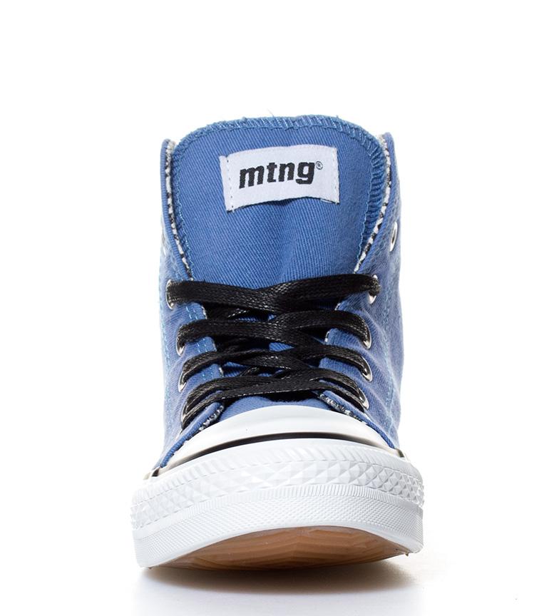 High azul Trend Mustang Zapatillas Zapatillas Chica Mustang YqaFIS6
