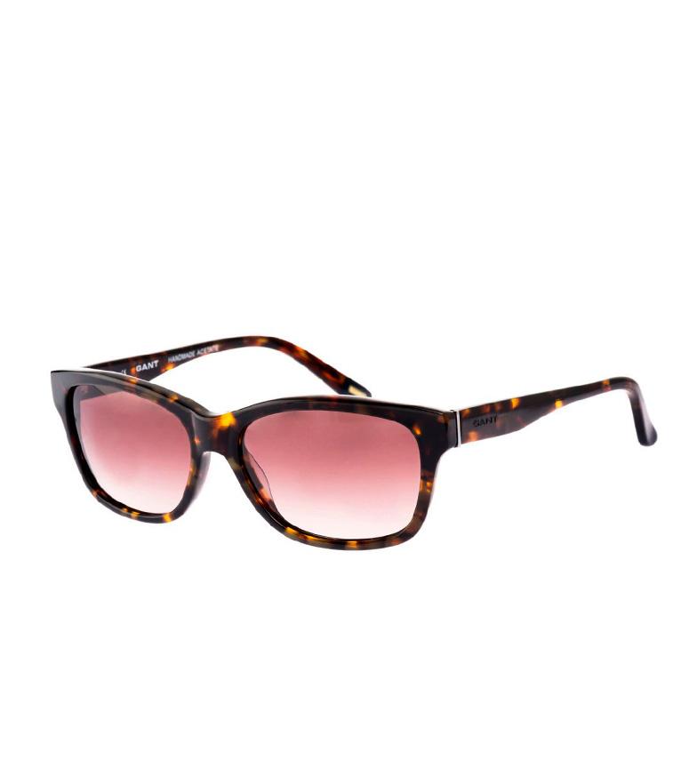 Gant Solbriller Gws 8014 Marmorert Brown Mørk manchester 1t3G9nxvq