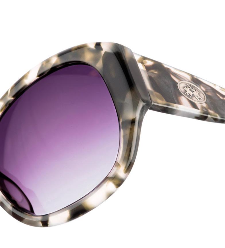 La Martina Gafas de sol LM52703 habana gris