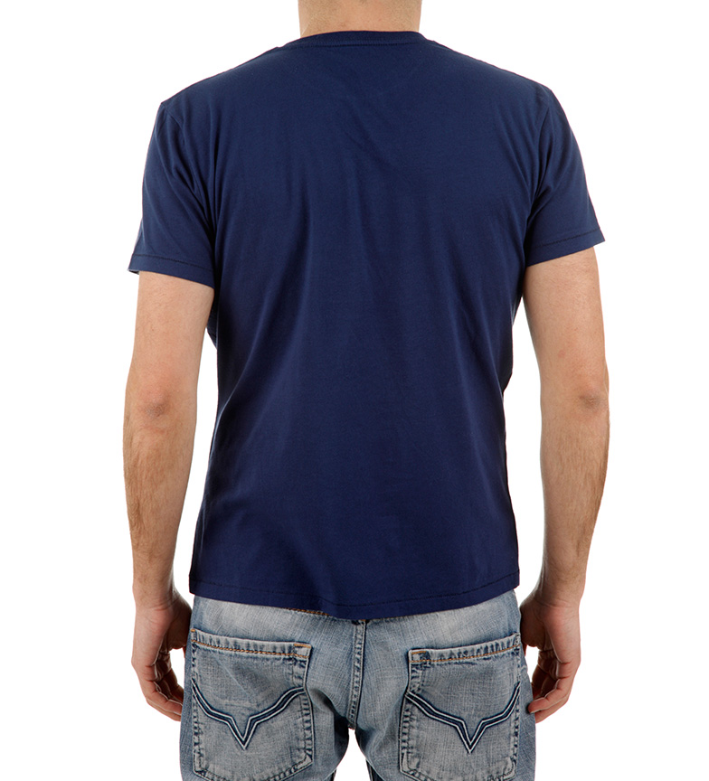Pepe Jeans Skjorte Samuel Oscuro Blå 2014 nyeste klaring footlocker beste billige online fabrikkutsalg for salg veldig billig HnkGy5ajY