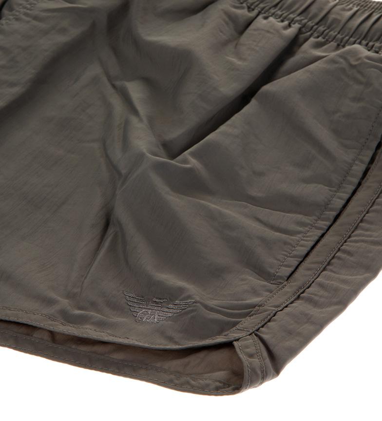 Emporio Armani Ba�ador Basico gris