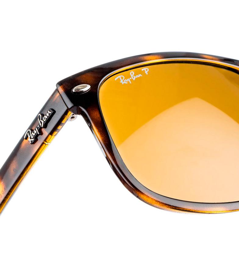 Ray Ban Gafas de sol polarizadas RB4147 habana